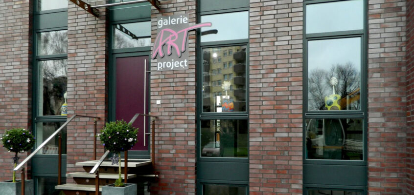 Ausstellung Galerie artproject, Mülheim