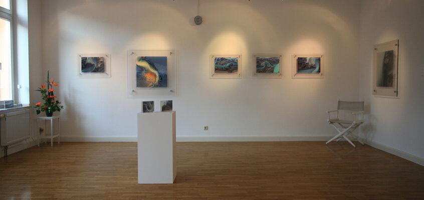 2008 Ausstellung Galerie Landart