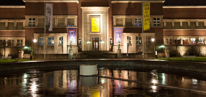 """Teilnahme an der Ausstellung """"Die Grosse"""" im Museum Kunstpalast"""